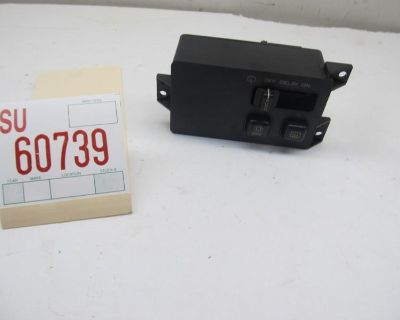 1996 Jeep Laredo Front Dash Windshield Defroster Switch Control Oem 24432