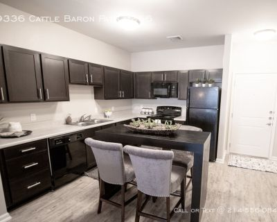 Right where you want to be and at the right price! luxury apartments in Cattle Baron Path