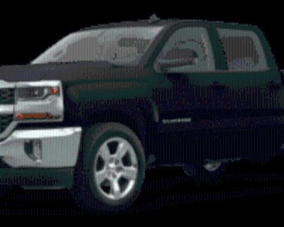 2018 Chevrolet Silverado 1500 LT Z71 Crew Cab Short Box 4WD