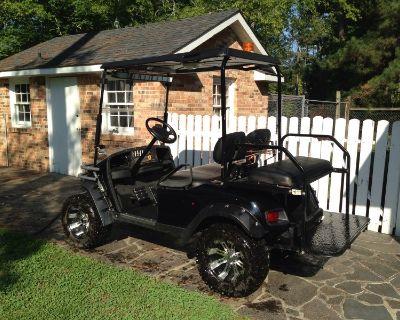 Street ready golf cart