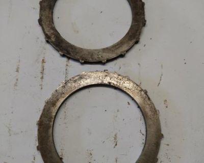 Pressure plates 003 transmission parts