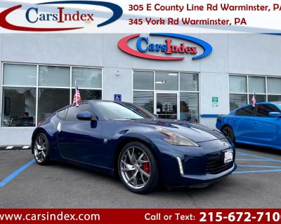 Used 2014 Nissan 370Z Coupe Touring Auto