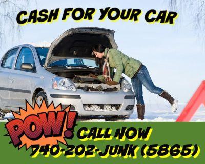 Junk Car Buyer In Columbus Ohio