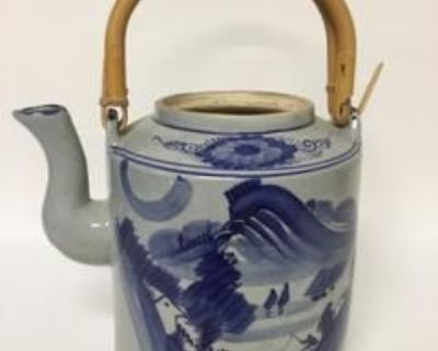 Pottery, Books And More Estate Auction