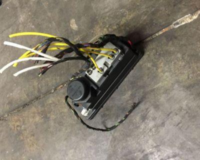 99-00 Mercedes W202 C230 C280 Clk320 Central Vacuum Lock Pump 2108001048