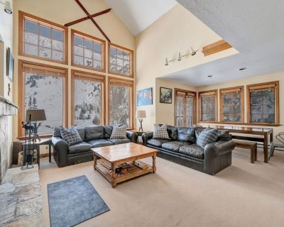 New Listing! Ski in/Ski Out to Snowbird and relax with a Hot Tub and Fireplace - Salt Lake Mountain Resorts