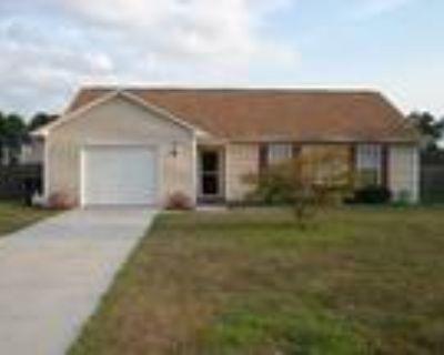 3Br/2Ba House In Swansboro