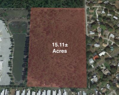 MAJOR REDUCTION -15.11+- ac Multi-Family Land in Sebring