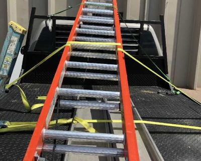 Ladder brand:Werner