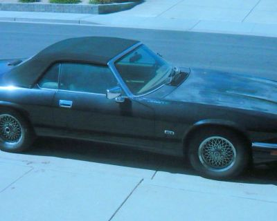 Parting 1994 XJS Convert- runner/driver, good body/top, all electrical, poor interior