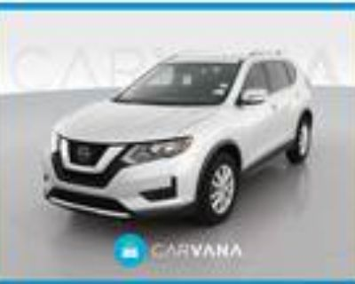 2020 Nissan Rogue Silver, 12K miles