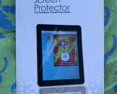 Tempered glass for iPad and other tablet