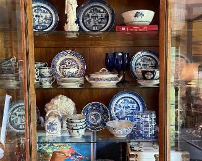 FOREST Hills SALE - RELOCATED B. Meade Estate Items; Designer Antique Vintage Decor and Furniture