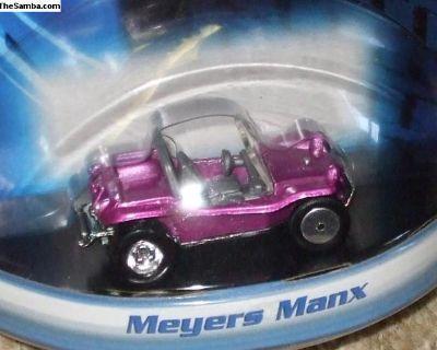 HotWheels Real Riders Meyers Manx