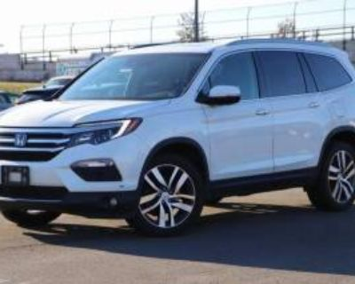 2016 Honda Pilot Elite with Navigation/Rear Entertainment System AWD