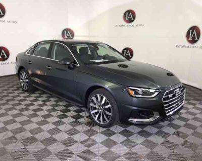 2021 Audi A4 40 Premium Plus quattro