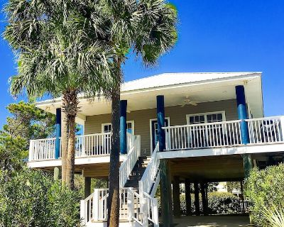 """5 star South of 30A, Private Pool, Steps To The Beach, Blue Parrot Cottage"""" BMB - Gulfview Heights"""