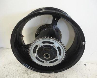 05 06 07 08 Suzuki Gsxr 1000 Rear Wheel 05 06 07 08 Gsx-r 1000 Rear Rim