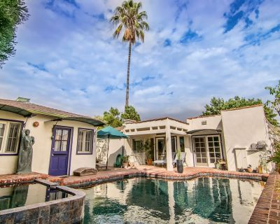 SPRING SALE! Low rates for spring dates! Private Oasis in Middle of LA Action - Beverly Grove