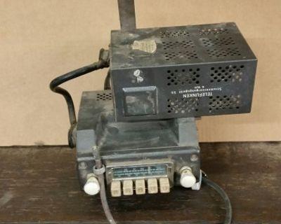 Telefunken radio 6v