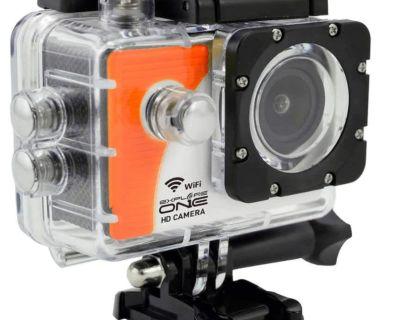 ExploreOne 1080P HD Action Camera