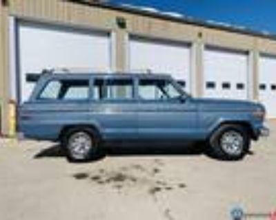 1983 Jeep Cherokee Pioneer SJ-Series