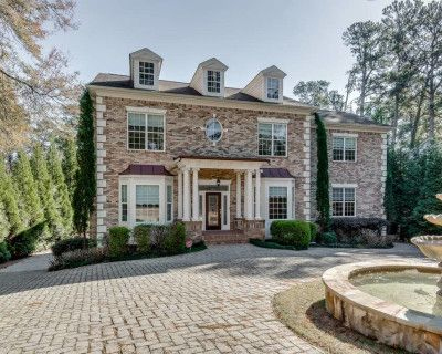 In the Prestigious Tuxedo Park neighborhood of Buckhead., Atlanta, GA