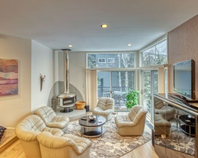 Incredible townhouse with fireplace & patios - close to the slopes! - Vail