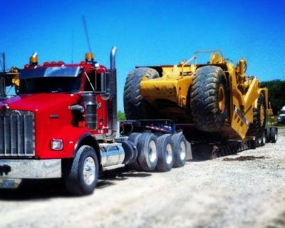 Heavy Hauling Transport