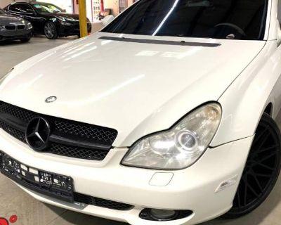 2007 Mercedes-Benz CLS CLS 550