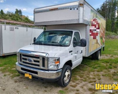 Well-Maintained and Serviced 2019 Ford 17' Box Truck