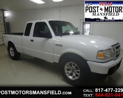Used 2011 Ford Ranger XLT SuperCab 4-Door 4WD