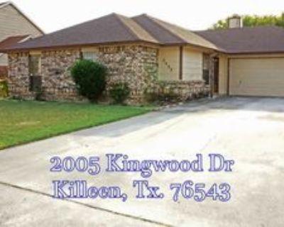 2005 Kingwood Dr, Killeen, TX 76543 3 Bedroom House