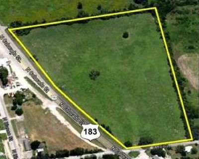 14.65 Acres on US Hwy 183 in Lockhart