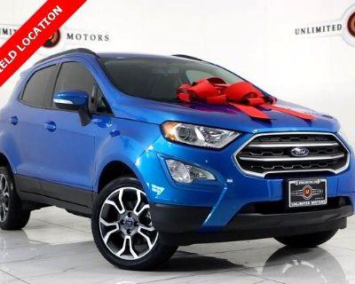 Used 2018 Ford EcoSport SE AWD