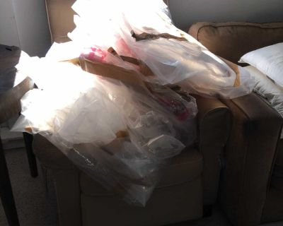 Queen plastic bag mattress covers great for moving