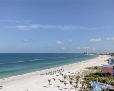 3820 Gulf Blvd #1107, St Pete Beach, FL 33706 2 Bedroom Condo