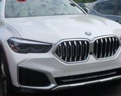 2020 BMW X6 40i