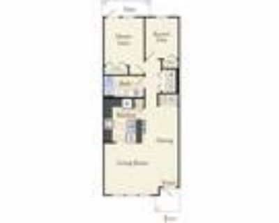 Spring Lake Cove Apartments - Senior Cottage- Two Bedroom One Bath