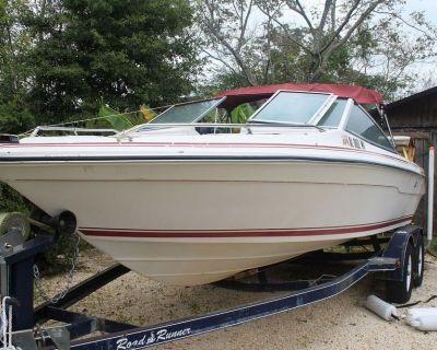 1989 20' Sea Ray 200 Bowrider