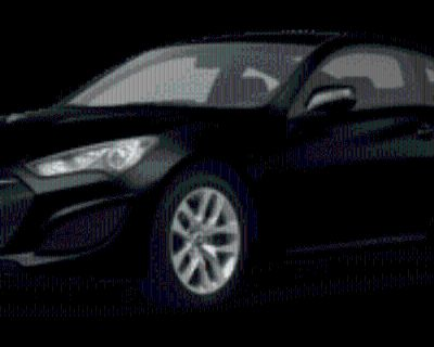 2013 Hyundai Genesis Coupe 2.0T I4 Automatic