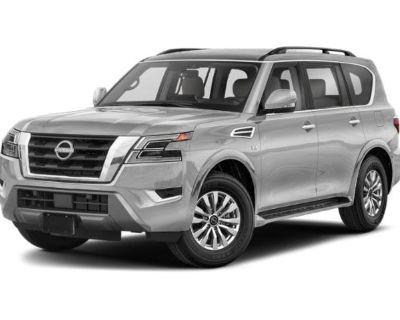 New 2022 Nissan Armada SV 4X4 With Navigation & 4WD