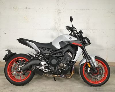 2020 Yamaha MT-09 Sport San Francisco, CA