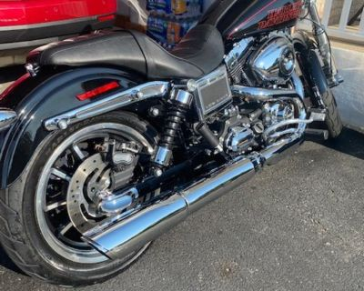 2014 Harley-Davidson LOW RIDER DYNA