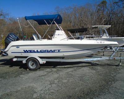 1996 Wellcraft 190CCF