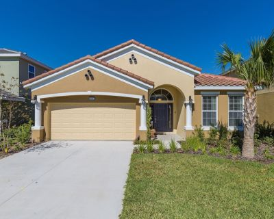 DISCOUNTS AVAILABLE Solterra - 5 Bed - NO RESORT FEES, WHEELCHAIR ADAPTED - Davenport