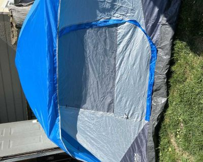 5 person dome tent easy up Outbound