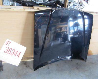 86 87 88 89 90 91 92 93 Mercedes Benz 300te Wagon Front Hood Lid Panel Oem Dent
