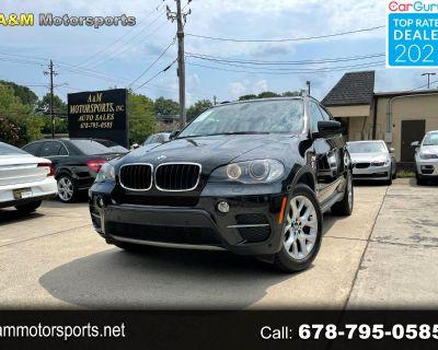 2011 BMW X5 xDrive35i Navigation-Camera-3rd row seats-DVD