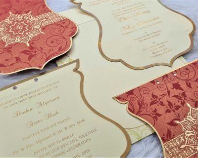 Hindu Wedding Invitations Cards | Hindu Invites | 123WeddingCards